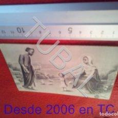 Postales: TUBAL ANTIGUA POSTAL ESTAMPA RECORDATORIO BAÑERES B37. Lote 195473252