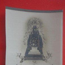 Postales: RECUERDO FUNERAL.D.JUAN DOMINGUEZ BARROSO.MEDINA DE LAS TORRES?BADAJOZ 1935. Lote 195474108