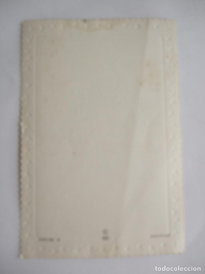 Postales: ESTAMPA RECORDATORIO COMUNION - SEVILLA 1989 - CYZ 5757/56-B - ILUSTRADO POR PERALTA - Foto 2 - 195624770