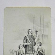 Postais: ESTAMPA RELIGIOSA, SAN DANIEL, EDITOR MB Nº 266. Lote 195627712