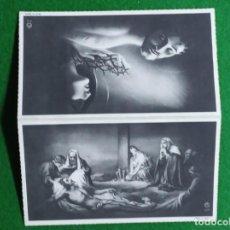 Postales: RECORDATORIO FALLECIDA EN SEVILLA EN 1959. Lote 196398131