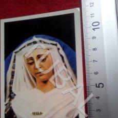 Postales: TUBAL NTRA SRA DE REGLA LOS PANADEROS SEVILLA ESTAMPA RECORDATORIO B54. Lote 197965225