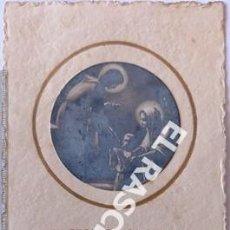 Postales: ANTIGÚO RECORDATORIO PRIMERA COMUNIÓN DEL AÑO 1932. Lote 198736320