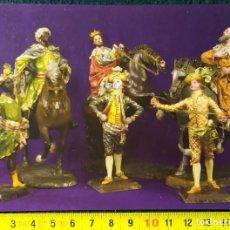 Postales: POSTAL ESCULTURAS SALZILLO 05 REYES MAGOS. Lote 198860316