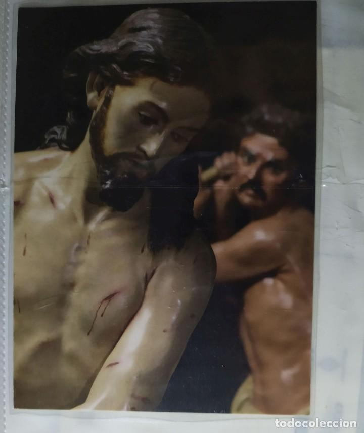 POSTAL IMAGENES SALZILLO 03 AZOTES CRISTO (Postales - Postales Temáticas - Religiosas y Recordatorios)