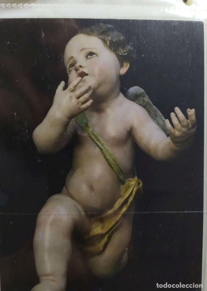 POSTAL IMAGENES SALZILLO 05 ANGELITO (Postales - Postales Temáticas - Religiosas y Recordatorios)
