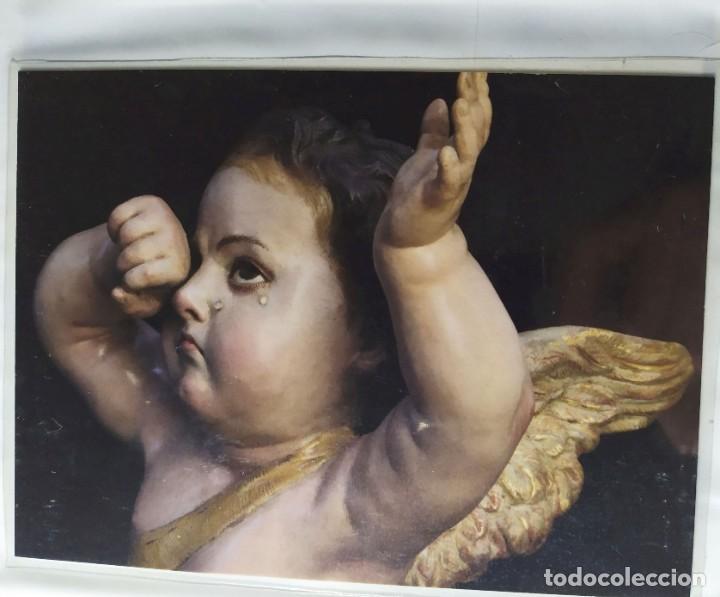 POSTAL IMAGENES SALZILLO 06 ANGELITO (Postales - Postales Temáticas - Religiosas y Recordatorios)