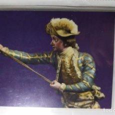 Postales: POSTAL IMAGENES SALZILLO 16 CAPITAN CUERDAS. Lote 198860855