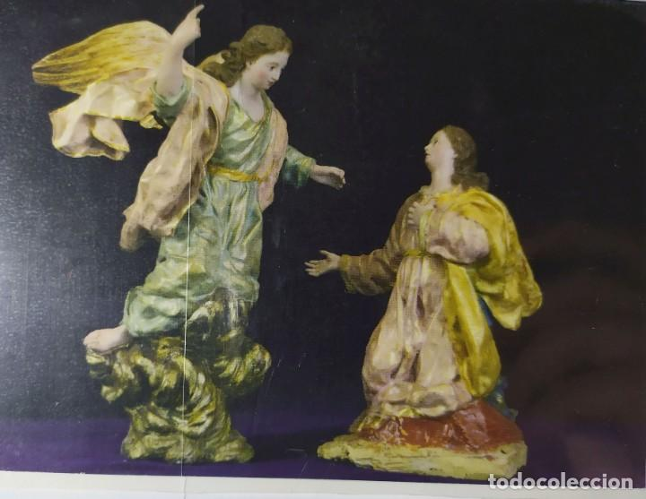 POSTAL IMAGENES SALZILLO 18 ANUNCIACION (Postales - Postales Temáticas - Religiosas y Recordatorios)