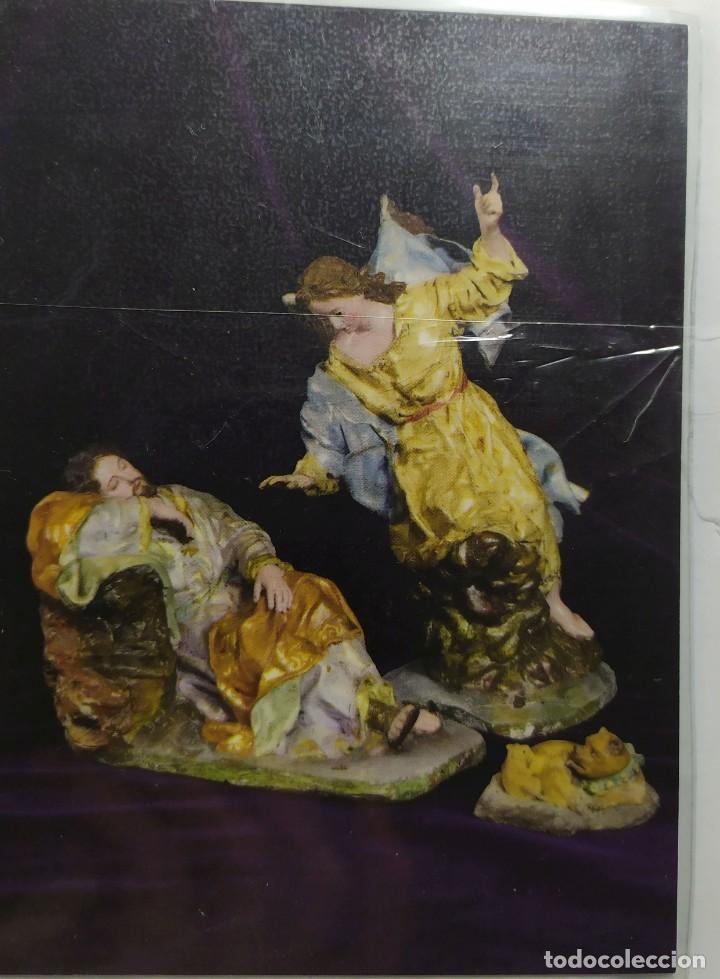 POSTAL IMAGENES SALZILLO 19 ANUNCIACION (Postales - Postales Temáticas - Religiosas y Recordatorios)