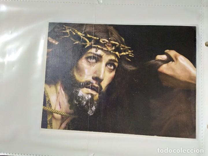 POSTAL IMAGENES SALZILLO 20 CRISTO ESPINAS (Postales - Postales Temáticas - Religiosas y Recordatorios)