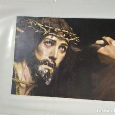 Postales: POSTAL IMAGENES SALZILLO 20 CRISTO ESPINAS. Lote 198860913