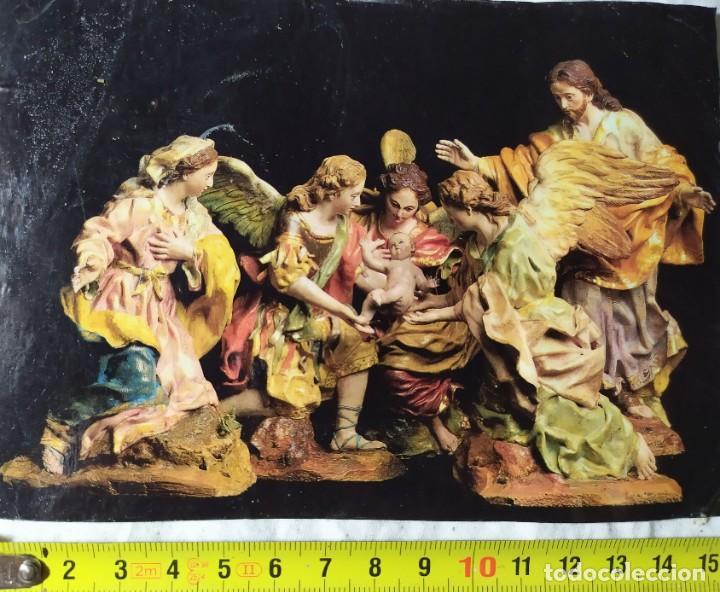 POSTAL IMAGENES SALZILLO 21 NACIMIENTO JESUS (Postales - Postales Temáticas - Religiosas y Recordatorios)