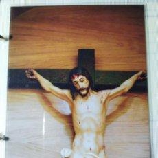 Postales: POSTAL JESUCRISTO CRUCIFICADO. Lote 198881423
