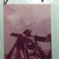 Postales: SOBRECOGEDORAS IMAGENES DE LOS PASOS DE SEMANA SANTA 01. Lote 198882286