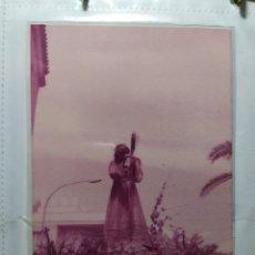 Postales: SOBRECOGEDORAS IMAGENES DE LOS PASOS DE SEMANA SANTA 02. Lote 198882303