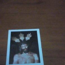 Postales: ESTAMPA. NUESTRO PADRE JESUS DEL ECCE HOMO. PARROQUIA DE LA DIVINA PASTORA. SAN FERNANDO. C12CR. Lote 199321063
