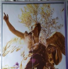 Postales: POSTAL ARCANGEL 20 CM DE LARGO. Lote 199321201