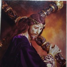 Postales: POSTAL JESUS CRUCIFICADO. Lote 199321556