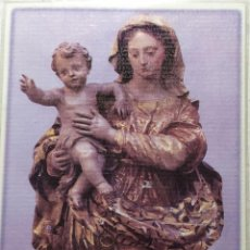 Postales: POSTAL VIRGEN MARIA YNIÑO JESUS. Lote 199321662