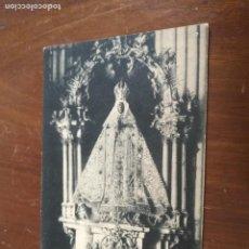 Postales: ANTIGUA POSTAL FOTOGRAFICA - SEMANA SANTA TOLEDO VIRGEN DEL SAGRARIO PATRONA FOTOTIPIA THOMAS. Lote 203209250