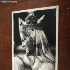 Postales: ANTIGUA POSTAL FOTOGRAFICA - SEMANA SANTA TOLEDO VIRGEN BLANCA 14X8,8 CM. Lote 203209305