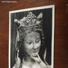 Postales: ANTIGUA POSTAL FOTOGRAFICA - SEMANA SANTA TOLEDO VIRGEN BLANCA 14X8,8 CM. Lote 203209316