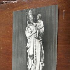 Postales: ANTIGUA POSTAL FOTOGRAFICA - SEMANA SANTA TOLEDO VIRGEN DE LA BLANCA EDICIONES GARCIA GARRABELLA. Lote 203209353
