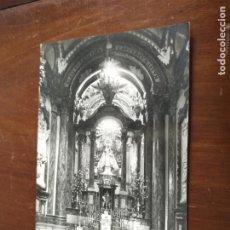 Postales: ANTIGUA POSTAL FOTOGRAFICA - SEMANA SANTA DE CUENCA VIRGEN DE LA LUZ PATRONA . ED. GARCIA GARRABELLA. Lote 203209396