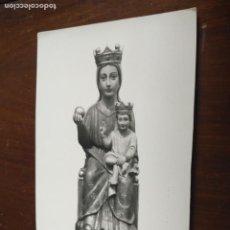 Postales: ANTIGUA POSTAL FOTOGRAFICA - SEMANA SANTA SORIA VIRGEN DEL ESPINO . ED. GARCIA GARRABELLA. Lote 203209438