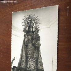 Postales: ANTIGUA POSTAL FOTOGRAFICA - SEMANA SANTA PETREL VIRGEN DEL REMEDIO , LIBRERIA POVEDA ED.. Lote 203209675