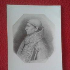 Postales: ANTIGUA TARJETA TIPO POSTAL POST CARD TYPE CARDENAL CISNEROS RELIGIÓN ESPAÑA SPAIN VER FOTOS......... Lote 203418311