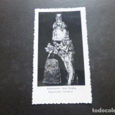 Postales: NUESTRA SEÑORA DE ARANZAZU GUIPUZCOA ANTIGUA ESTAMPA. Lote 204399088
