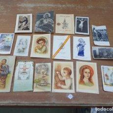 Postales: POSTALES RELIGIOSAS. Lote 206391743