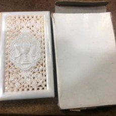 Postales: LIBRO DE COMUNION NUEVO A ESTRENAR. Lote 206569082