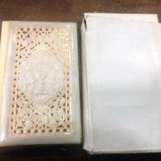 Postales: LIBRO DE COMUNION NUEVO A ESTRENAR. Lote 206569620