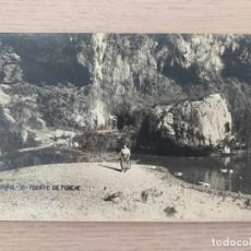 Postales: POSTAL ANTIGUA DE LA FUENTE DEL TURCHE DE BUÑOL. Lote 206901446