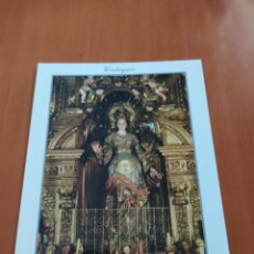 Postales: POSTAL RELIGIOSA VIRGEN CADAQUÉS. Lote 207277491