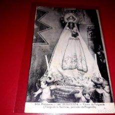 Postales: VIRGEN DE PUIGCERDA. Lote 207555125