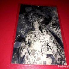 Postales: LA VIRGEN CORONADA. ESCRITA. Lote 207555710