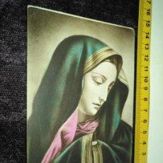 Postales: POSTAL RELIGIOSA - EDICIONES ARRIBAS VIRGEN DE LOS DOLORES - DOLOROSA. Lote 208126891