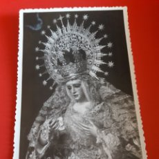 Postales: ANTIGUA POSTAL FOTOGRAFÍCA, ESPERANZA DE TRIANA, SEVILLA. Lote 208372655