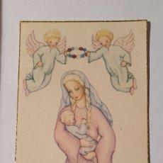 Postales: ESTAMPA/ ESTAMPITA/ RECUERDO RELIGIOSO/ (REF.B.26). Lote 211436560