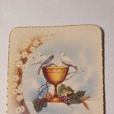 Postales: ESTAMPA/ ESTAMPITA/ RECUERDO RELIGIOSO/ (REF.B.26). Lote 211436851