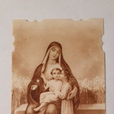 Postales: ESTAMPA/ ESTAMPITA/ RECUERDO RELIGIOSO/ (REF.B.26). Lote 211436912