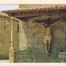 Postales: POSTAL SANTO CRISTO DEL BUEN VIAJE. PONTEVEDRA - POSTALES FAMA. Lote 211600266