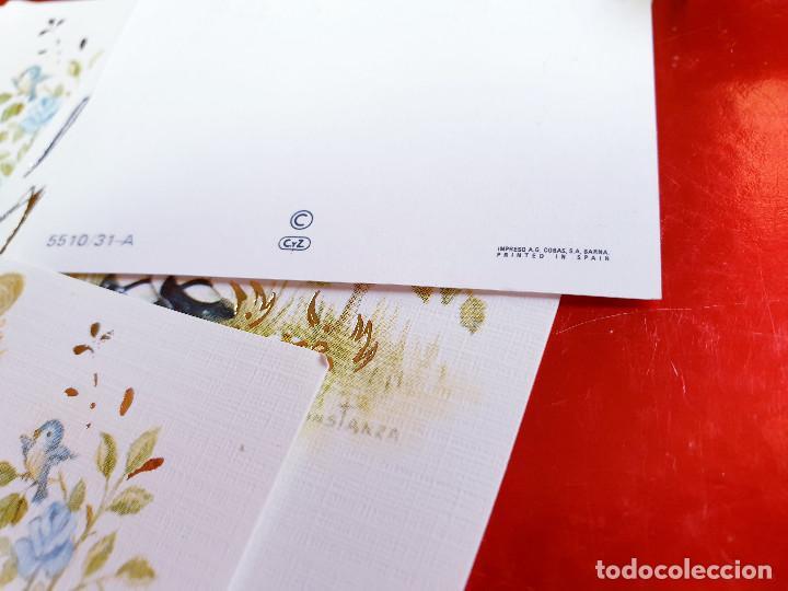 Postales: POSTAL RECORDATORIO-LOTE-COMUNION O BAUTIZO-A.G.COBAS-S.A.BARNA-SPAIN-VINTAGE-COLECCION-VER FOTOS - Foto 7 - 211741682