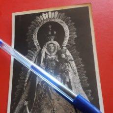 Postales: ANTIGUA POSTAL FOTOGRAFÍCA, NUESTRA SEÑORA DE LA CONSOLACIÓN, UTRERA, SEVILLA. Lote 211988185