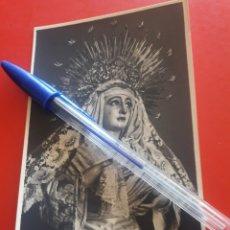 Postales: ANTIGUA POSTAL, MADRE DE DIOS DE LA PALMA. Lote 211991270