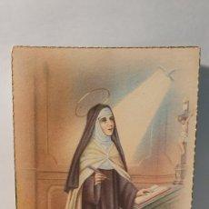Postales: POSTAL/ SANTA TERESA/ ORIGINAL DE ÉPOCA/ SIN CIRCULAR/ (REF.D.100). Lote 218155580